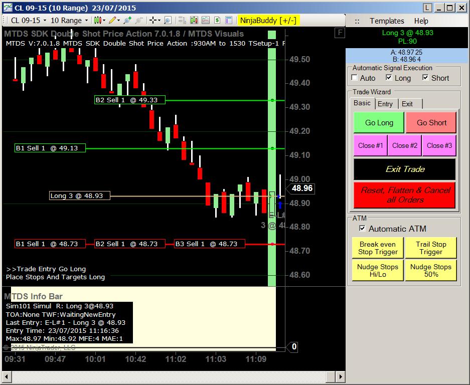 Types of trading strategies ninjatrader